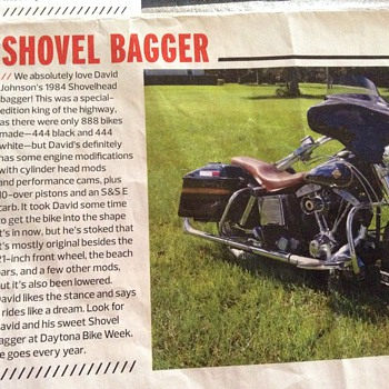 Baggers march 2015 - Motorcycles