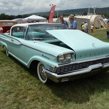 Mid 1950s Mercury Monterey - Classic Cars