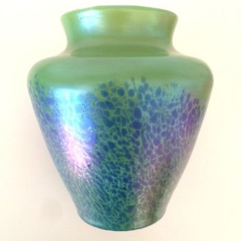 Loetz Orchis - Art Glass