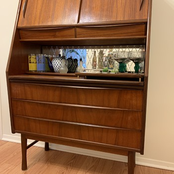 Mid Century Cabinet - Furniture