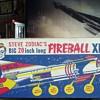 Steve Zodiac's BIG 20 inch long Fireball XL5!