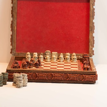 Chess/Backgammon Board