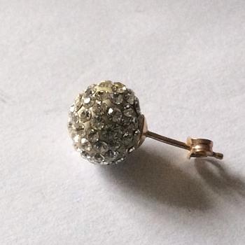 Vintage single earring