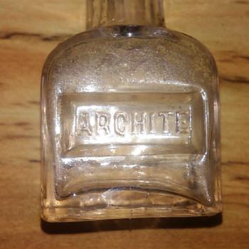 A small bottle! - Bottles