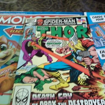 Mondays comic - Comic Books