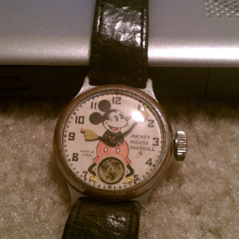 How Old? - Wristwatches