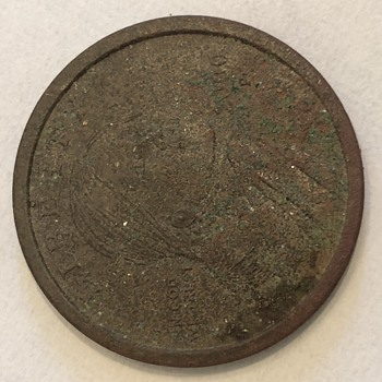 HELP, 2000-P Sacagawea Dollar dark brown and gritty to the touch? Would it be part of the - Experimental Rinse Dollar? - US Coins