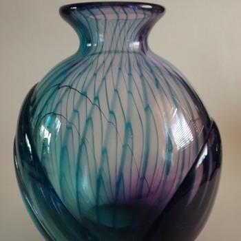 Kjell Engman atelier 90 - Art Glass