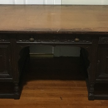 Partners desk Squibb and sons - Furniture