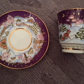 Favorite Cup and Saucer - China and Dinnerware