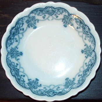 Favorite Johnson Brothers Transfer Pattern Dartmouth - China and Dinnerware