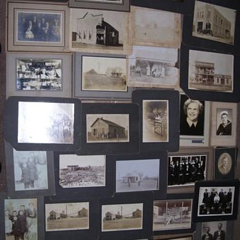 Post WW1 and early Oklahoma Photos - Photographs