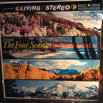 Living stereo Hours  - Records