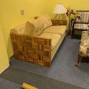 Carlyle studios NY,NY MCM Sleepsofa - Furniture
