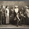 Antique Drama Ensemble Photograph? Finley Studio Chicago - Large Format