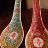 Chinese antique spoons