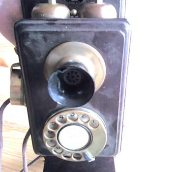 Siemans Brothers of London - Telephones
