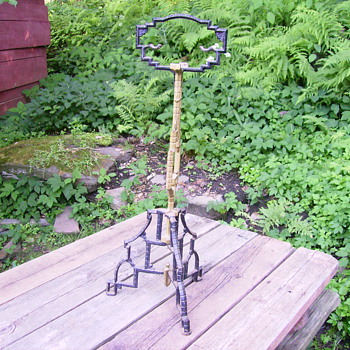 Ashtray Stand Only Found - Tobacciana