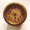 Vintage Brass Clock