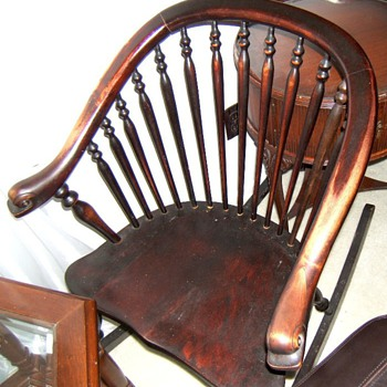 Grandma's Rocker - Furniture