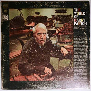 Difficult Listening 3 - Harry Partch - Records