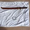 SHORT SWORD W/SHEATH HAND MADE,60'S SPECIAL FORCES AND VIETNAM BRACELET,