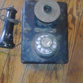 Stromberg-carlson wall phone - Telephones
