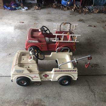Attic Find - Model Cars