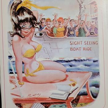 Humoresque calendar prints 1960s - Posters and Prints