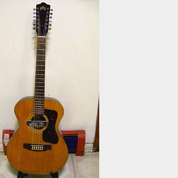 1970 Guild 12 string # oa1229