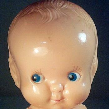 MY Favorite Celluloid Doll Irwin - Dolls