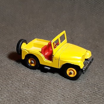 Many More Mini Motors Matchbox Monday MB 75 Jeep 1967-1969 - Model Cars