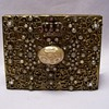 Rhinestone and Pearl decorative cigarette case
