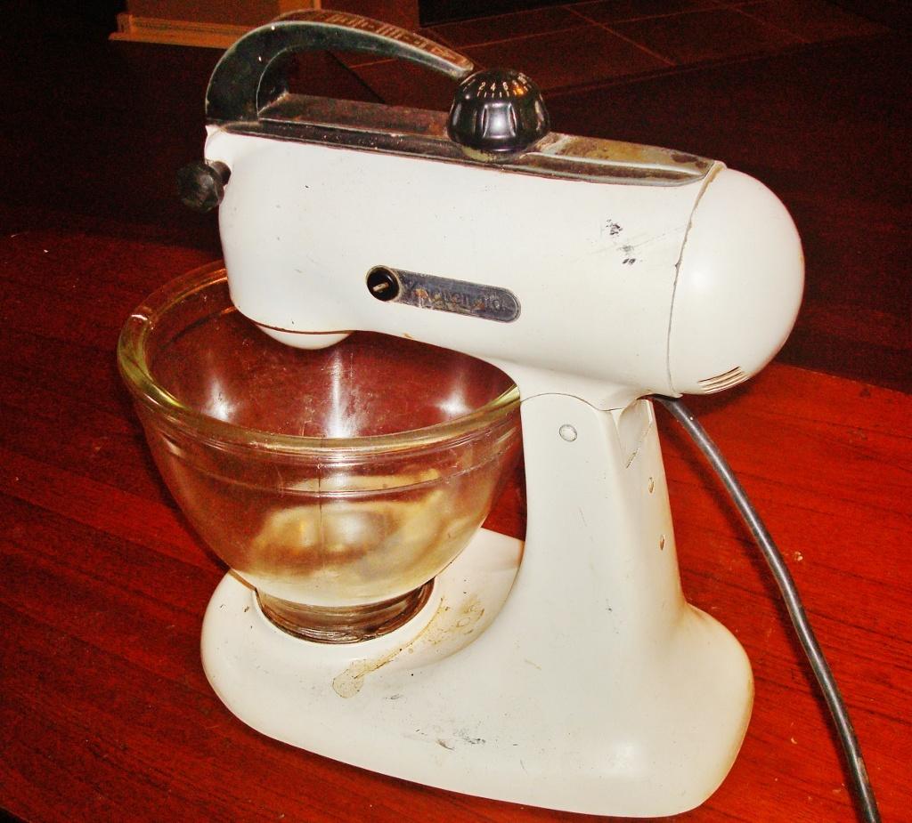 Vintage Kitchenaid Stand Mixer Collectors Weekly