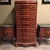 Antique dresser and nightstands