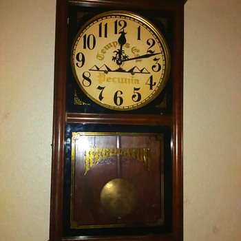 Where is this clock from - Clocks