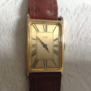 Vintage 1960's Timex wristwatch.