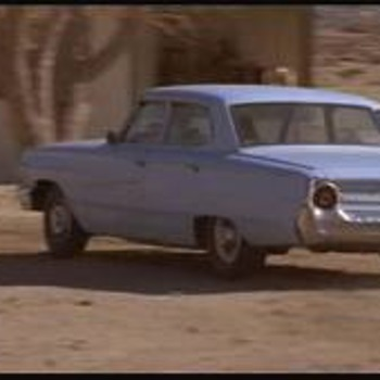 1964 Ford Custom 500 two doors  Rear/back  glass needed - Classic Cars