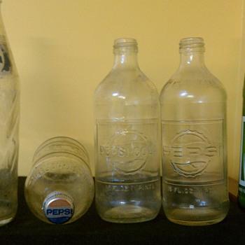 dirt road treasure - Bottles