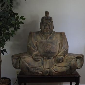 Shinto deity - Asian