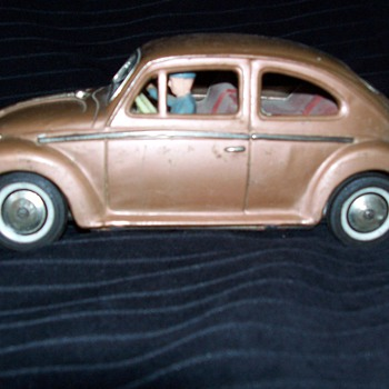 Looks like my first VW! - Model Cars