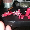 Small fire truck set