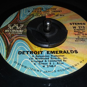 45 RPM SINGLE....#198 - Records