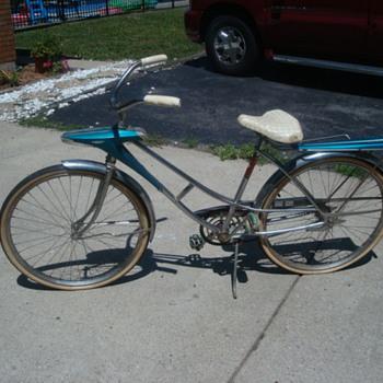 1960s Sears Spaceliner bicycle
