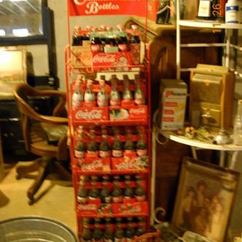 Christmas Bottles 2 - Coca-Cola