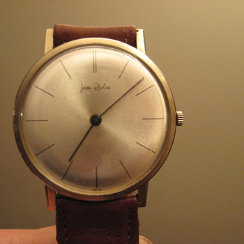 Jean Revlin wind up watch Swiss made ???