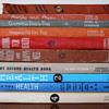 Vintage School Health Books