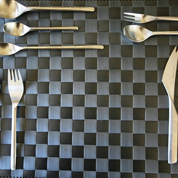 Tapio Wirkkala Cutlery set. - Mid-Century Modern