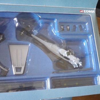 Sea King Diecast Model - Toys