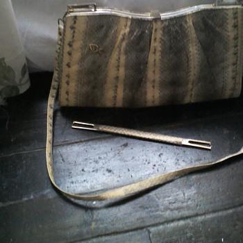 Dior Vintage bag help